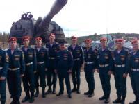 На Международном форуме «Армия-2016»
