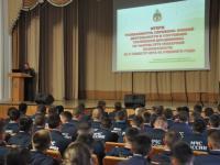 Общие собрания факультетов пожарной и техносферной безопасности
