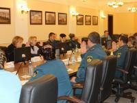 Заседание методического совета института