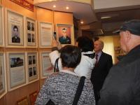 Институт посетили родственники Героя