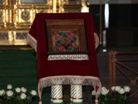 Молебен перед иконой Божьей Матери «Неопалимая Купина»
