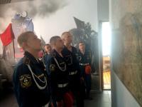 Первокурсники знакомятся с музеями Екатеринбурга